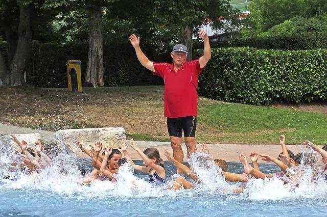 Zahl der Nichtschwimmer steigt rapide