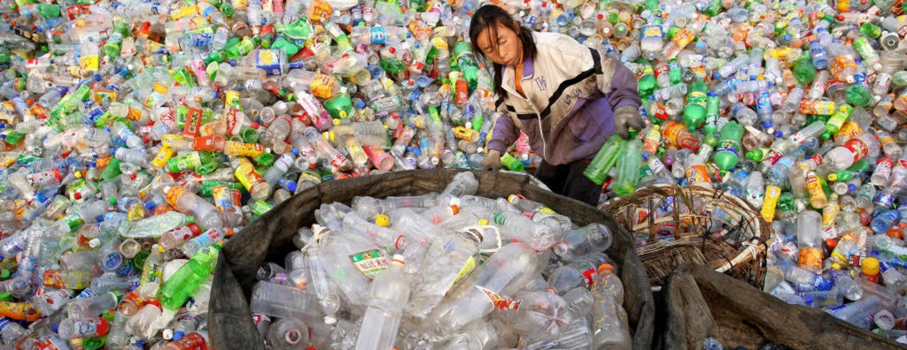 <ppp></ppp> oder Recycling in Asien &#...ing können  Anleger das unterstützen.   | Foto: dpa