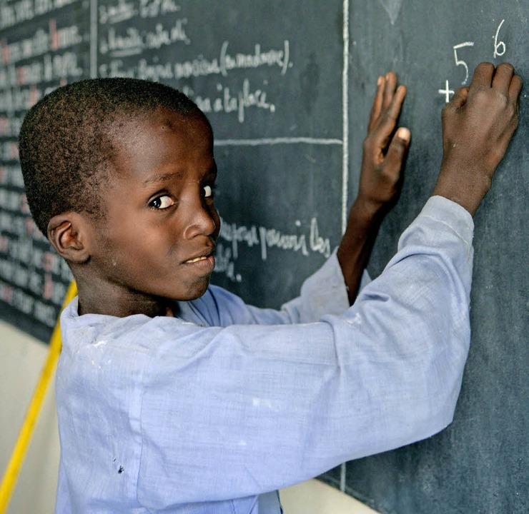 Ob  Schulunterricht im afrikanischen N... im südamerikanischen Peru <ppp></ppp>  | Foto: Tom Schulze