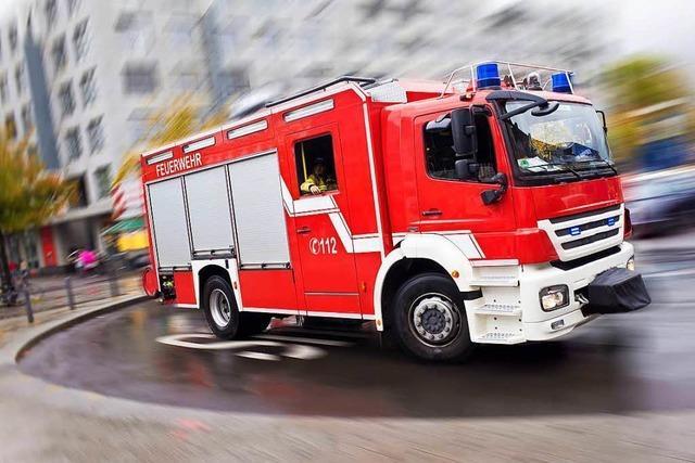 Anwohner in Lörrach hört Rauchmelder und verhindert Schlimmeres