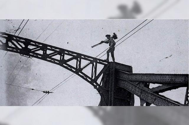 Schwarzweiß-Film von Vertov am 22. Juli