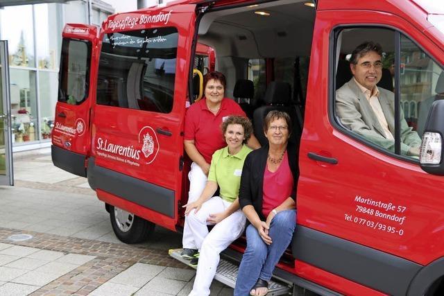 Senioren bleibt Mobilität erhalten