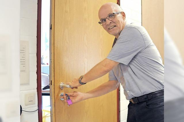 Ein Ur-Zeller gibt den Schlüssel ab