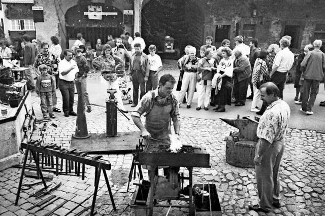 Hüsingen feiert 775-jähriges Jubiläum