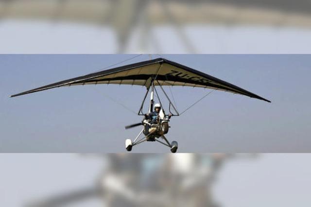 Ultraleicht-Flugzeuglärm stört Manchen durchaus