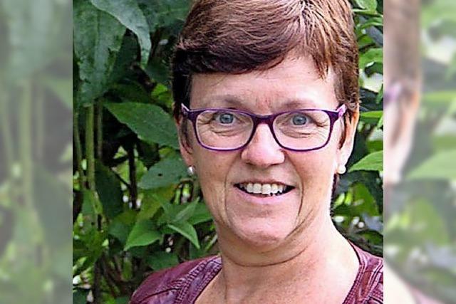 Sabine Tritschler kandidiert