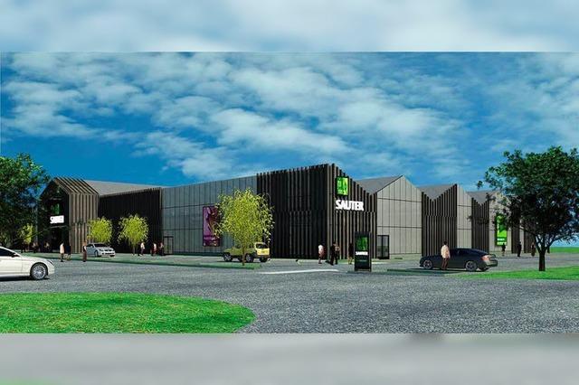 Gartencenter Sauter schafft 40 Arbeitsplätze in Lahr