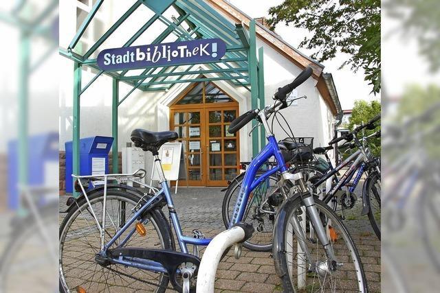 Stadtbibliothek in den Ferien geöffnet