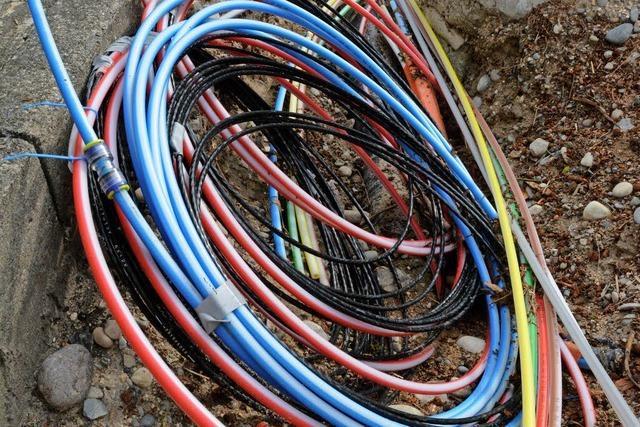 Breitband: Gewerbe zeigt reges Interesse