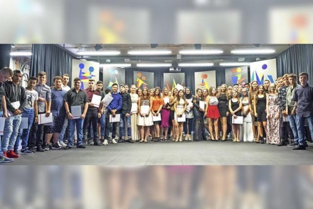 Für 83 Schüler endet die Zeit an der Schillerschule
