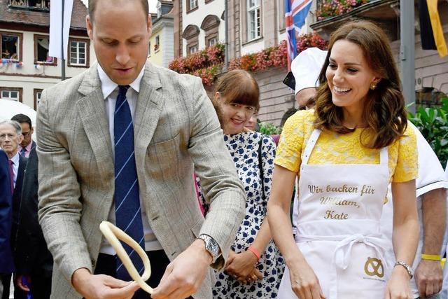 Auch die Royals lieben