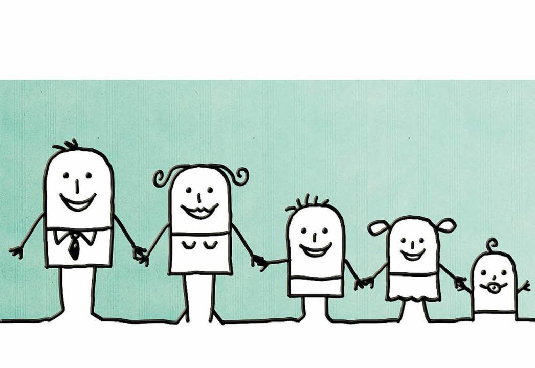 Stützen Eltern die Rentenkasse nicht s...en sie deshalb weniger Beitrag zahlen?  | Foto: Illustration: NLShop (Stock.Adobe.com)