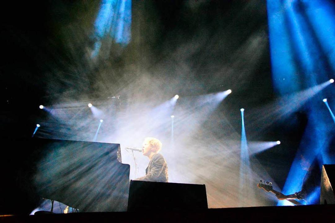 Tom Odell am Klavier  | Foto: Barbara Ruda