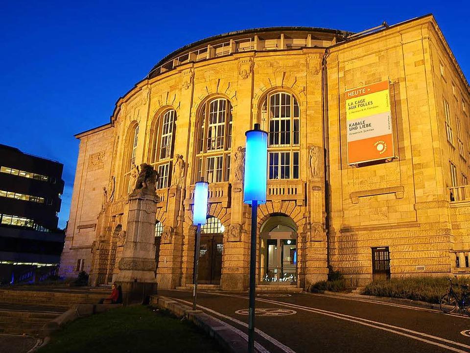Elf Jahre lang war Barbara Mundel Intendantin am Theater Freiburg    Foto: Thomas Kunz