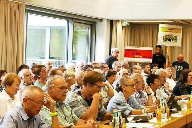 Gemeinderat stimmt für Ausgleichsmaßnahmen