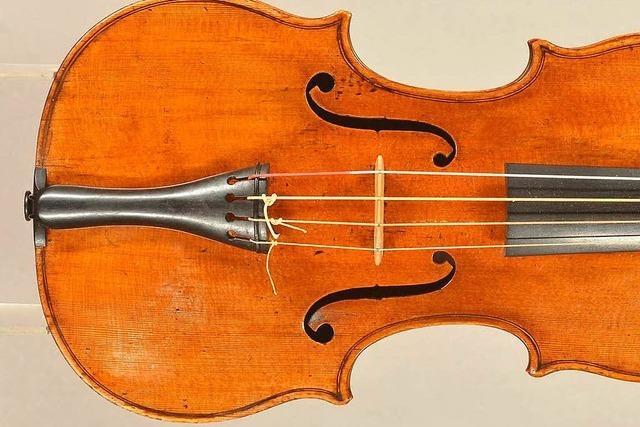 Suche nach verschwundener Super-Violine läuft