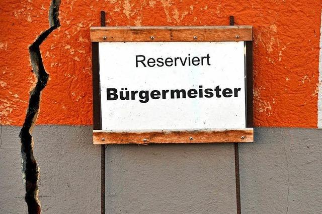 Staufens Risse: Bohrfirmen zahlen 1,2 Millionen Euro Schadensersatz