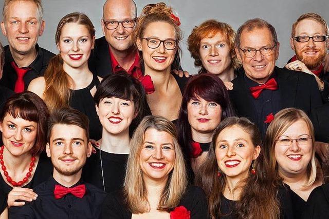 Freiburger Jazzchor: Kein Platz auf dem Treppchen