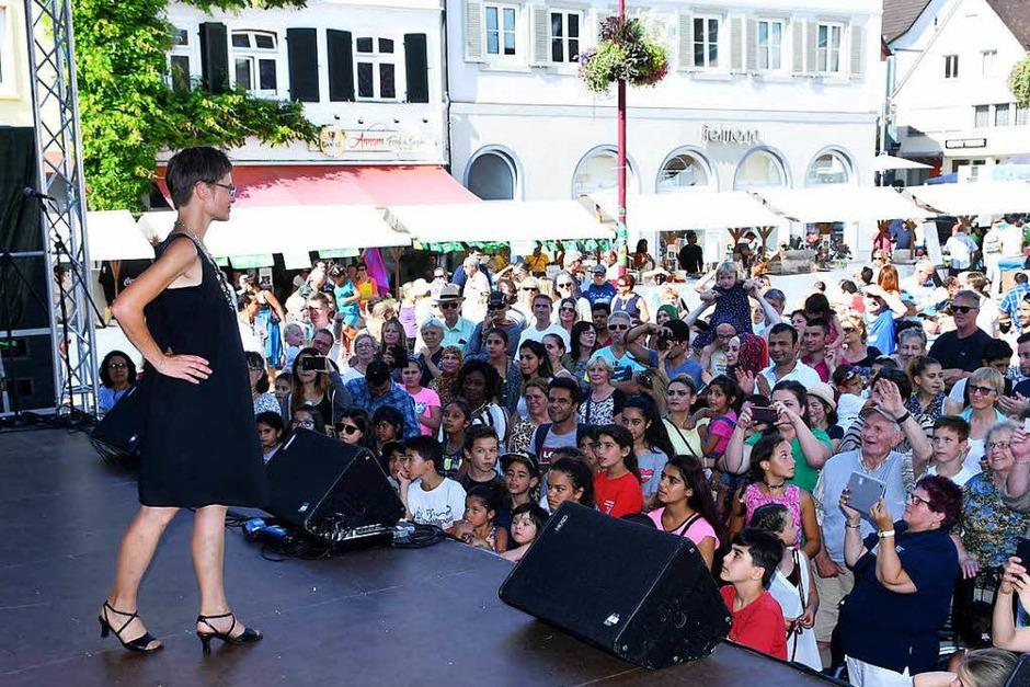 Lahrer Stadtfest und Fest der Kulturen (Foto: Wolfgang Künstle)