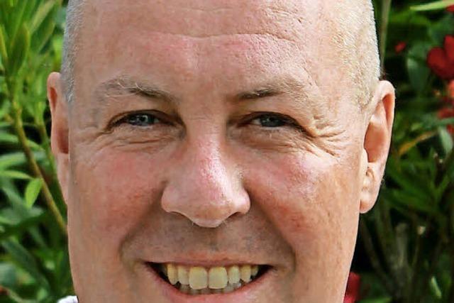 Thomas Groß bewirbt sich als Bürgermeister