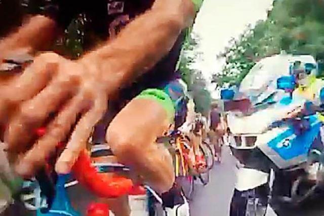 Villinger Radsportler Duffner: