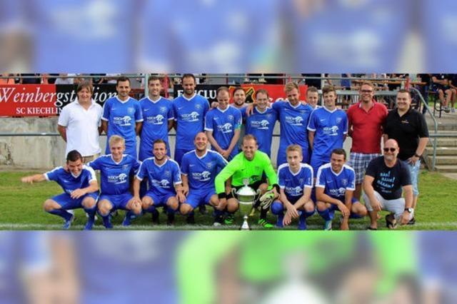 Königschaffhausen holt sich den Pokal