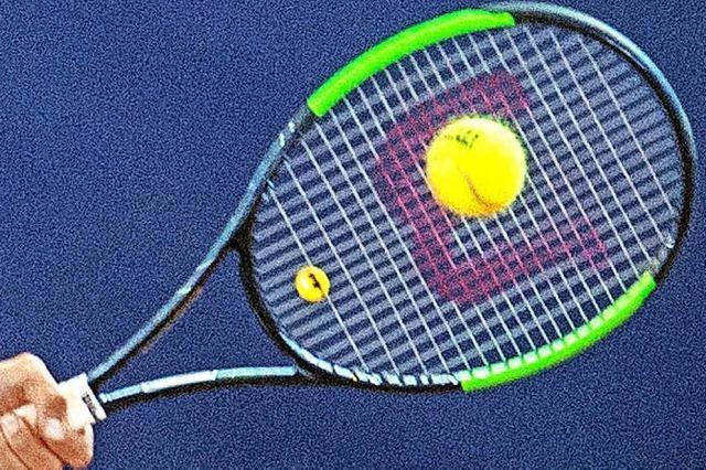 Mit dem Tennisclub in Grafenhausen