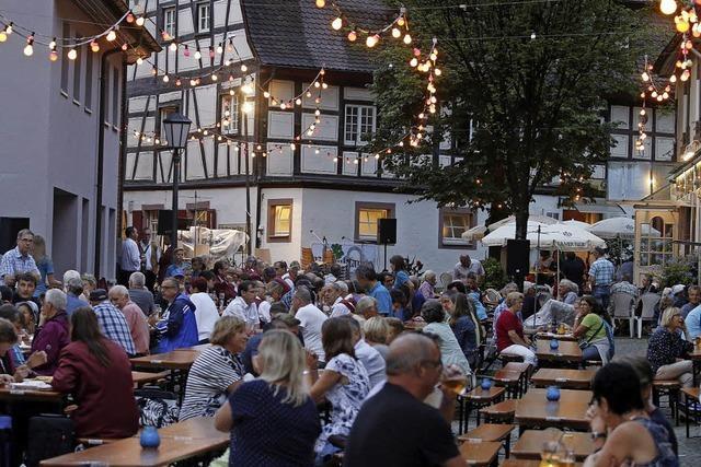 Lichterfest in Seelbach