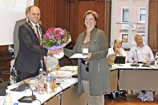 Sabine Wölfle verlässt Rat und konzentriert sich auf Landespolitik
