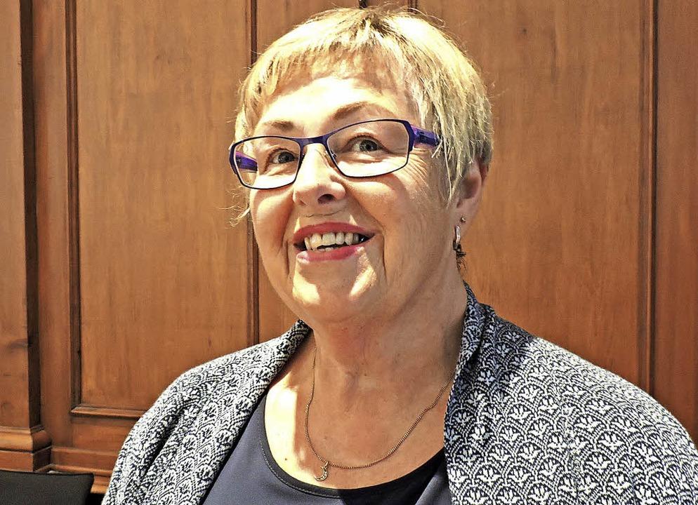 Bettina Wisser ist neu im Rat.  | Foto: Sylvia Sredniawa