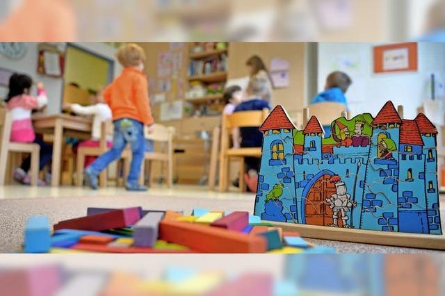 Die Kindergartengebühren steigen