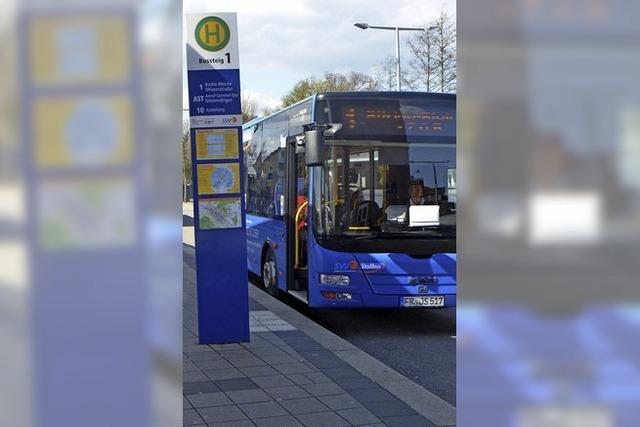SWEG steuert künftig die Stadtbusse