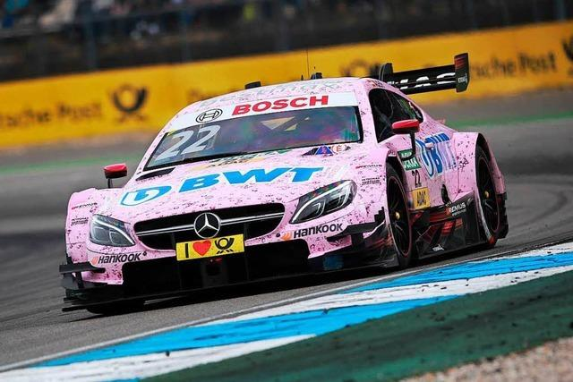 Mercedes beschließt den Rückzug aus der DTM