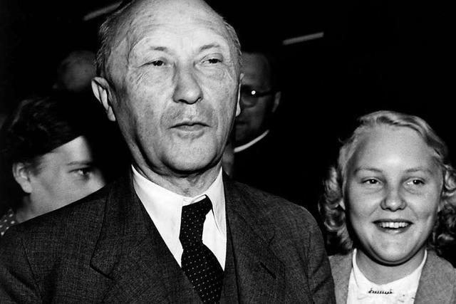 Historiker Wolfrum über die Feindbilder und die vielen Parteien 1949