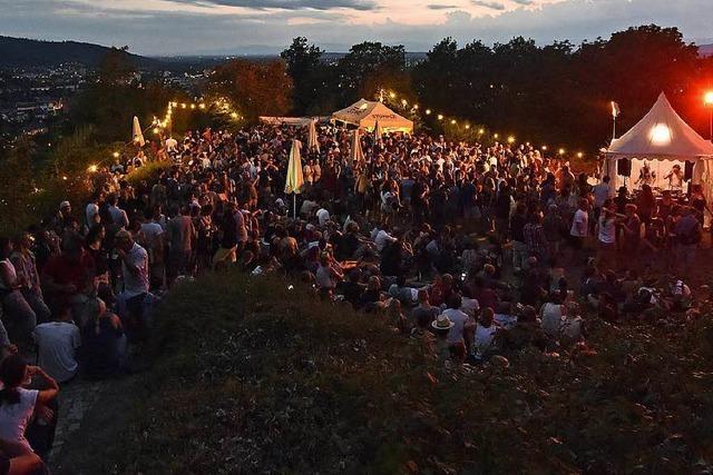 Am Donnerstag startet das Schlossberg-Fest 2017