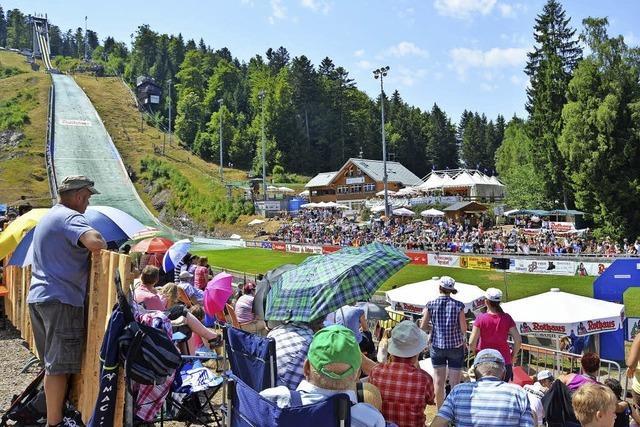 FIS-Youth-Cup und FIS Grand Prix in Hinterzarten