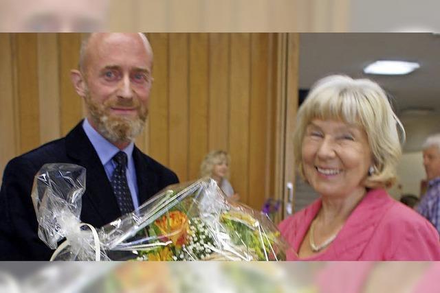 37 Jahre lang überzeugte Lehrerin gewesen