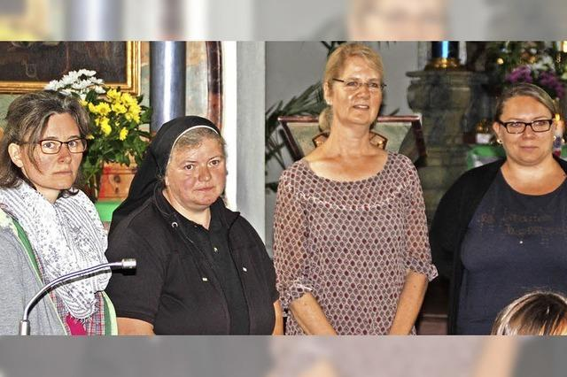 Vier Lehrkräfte in Wallbach verabschiedet