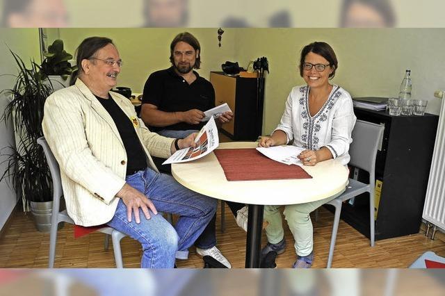 """In Müllheim eröffnet ein Repair Café in den Räumen der Werkstatt """"Jugend-Forum-Beruf"""""""