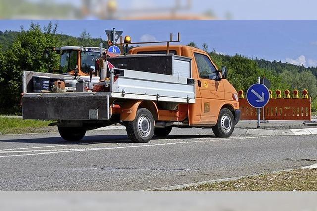 Minseln will Fahrzeug für Gemeinde