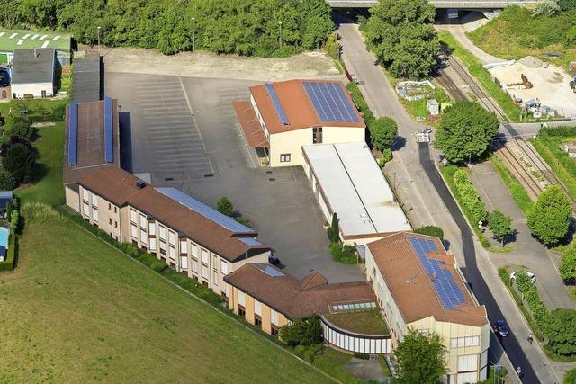 In Breisach entsteht das Start-up-Service-Center