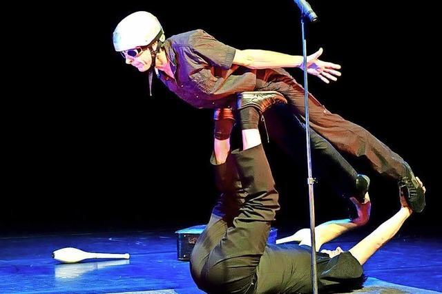 Artistik, Musik, Comedy und Clownerie