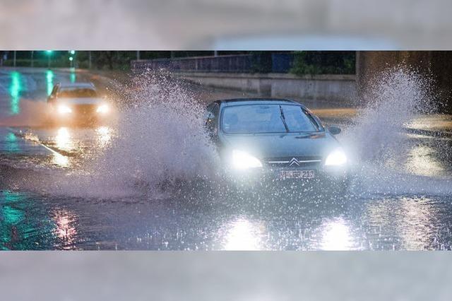 Vogtsburger Gemeinderat gibt Gutachten über Überflutungsgefahren in Auftrag