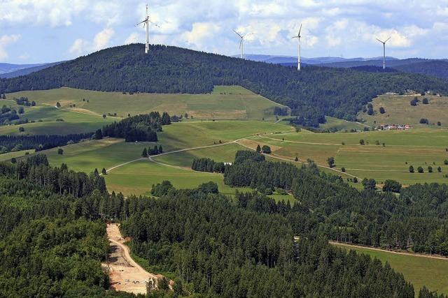 Windpark Nummer zwei