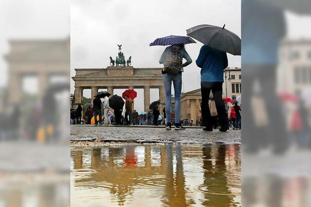 Warum die Hauptstadt oft von Überschwemmungen betroffen ist