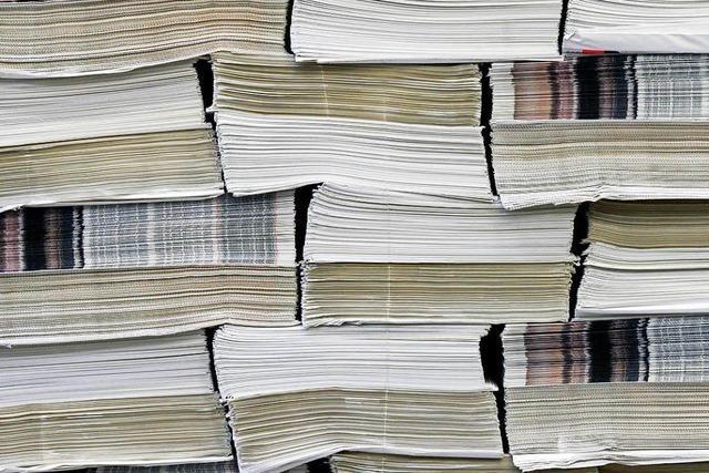 Die Badische Zeitung gewinnt Leser