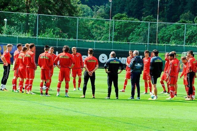 SC Freiburg empfängt zum Auftakt NK Domžale