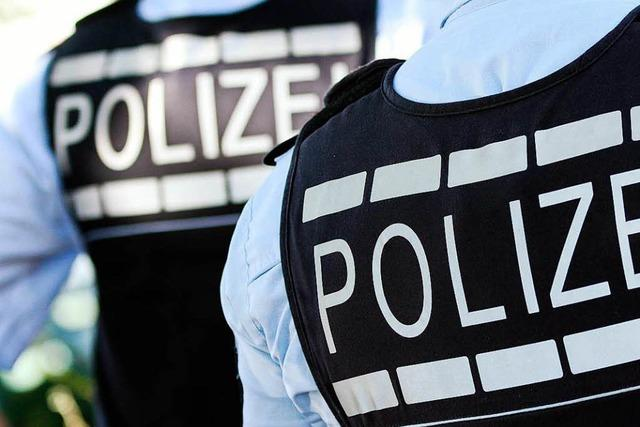 Polizei sucht bei Lörracher Schülerfeier nach Dieben und wird beleidigt
