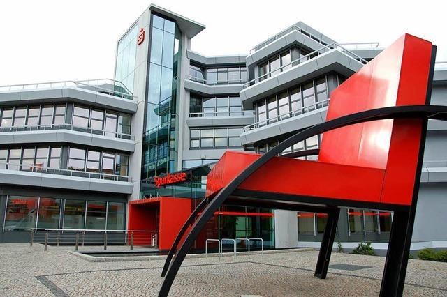 Sparkasse Markgräflerland konzentriert Verwaltung in Weil am Rhein
