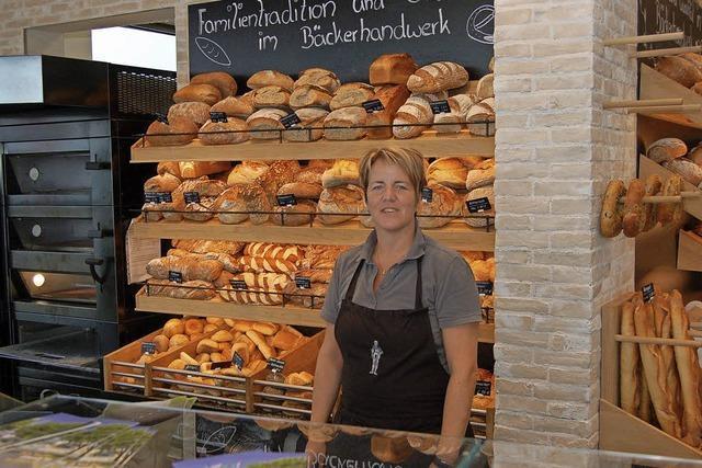 Brot, Torten und Kaffee